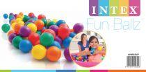 Bumbiņas Intex Small Fun 326766, 6,5 cm, 100 gab