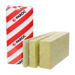 Fasādes plāksne Paroc Linio 10 100x600x1200 mm, 2.16kvm (cena par iepakojumu)