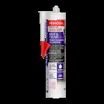 Elastīgs hibrīda hermētiķis Penosil Roof & Façade Elastic 290 ml, caurspīdīgs