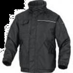 Ziemas siltā virsjaka NORTHWOOD2, melna, izmērs XL