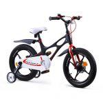 Bērnu velosipēds ROYAL BABY SPACE SHUTTLE 16 HRRO0135-CY, melns