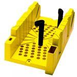 Slīpzāģēšanas kaste (bez zāģa) Stanley 1-20-112
