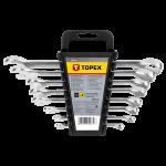 Kombinēto atslēgu komplekts TOPEX 35D756 6 - 19 mm