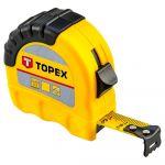 Mērlente TOPEX 27C310 Shiftlock 10 m