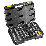 Atslēgu komplekts TOPEX 38D643 72 gab. 1/4