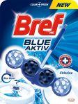 Tualetes tīrīšanas līdzeklis Bref Blue Aktiv 50g