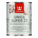 Laka Tikkurila Unica Super 20 Pusmatēta EP-Bāze 0.9L