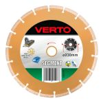 Dimanta griešanas disks VERTO 61H3S9 230 mm