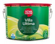 Ūdens bāzes aizsargkrāsa kokam Vivacolor Villa Ultima Pusmatēta VVA-bāze 9L