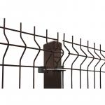 Paneļa žogs 2.03x2.5m 50x200/5 RAL8017