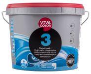 Krāsa griestiem Vivacolor 3 Pilnīgi matēta AP-bāze 2.7L