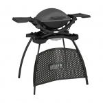 Elektriskais grils Weber Q 1400 Electric Grill, ar galdu, 2200 W, 52020853